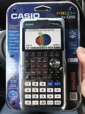 Fx-Cg50 Color Graphing Calculator