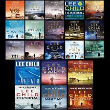 Lee Child CD Audiobook Bundle: Audio CDAudiobook