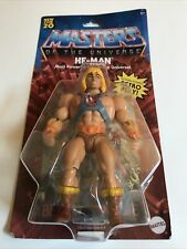 Mattel Masters Of The Universe He-Man 2019 Action Figure MOC