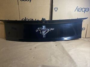 2015 2016 2017 Mustang Deck Lid Trunk Trim Panel Cover W/ CAMERA