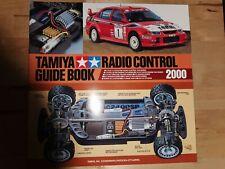 Tamiya Radio Control Guide Book 2000