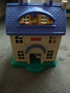Vintage 1997 Fisher Price Dolls House Collection Only Melton Mowbray
