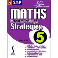 SAP Maths Problem-Solving Strategies Book 5 ( YEARS 5 & 6)
