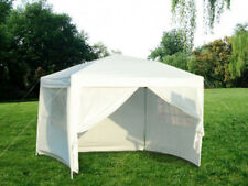 GAZEBO TIENDA CARPA PABELLON PLEGABLE CON PAREDES LATERALES 3x3M