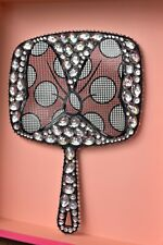 Minnie Mouse Rhinestone Bling Hello Beautiful Hand Mirror Disney mirror