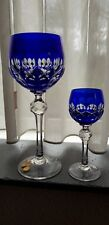 Römer, Kristallgläser, Gläser, Weinrömer, Nachtmann, Windsor; blau