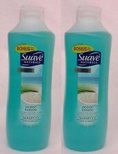 2 Suave OCEAN BREEZE Shampoo Bonus 33% free HYPO-ALLERGENIC