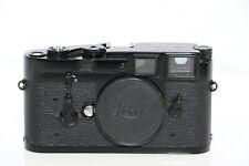 Leica M3 Black Camera Body - Great Condition!!!