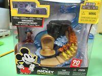Box Gebrochen Topolino Figur 5cm Zauberlehrling Hexen Fantasy Mickey Maus Disney