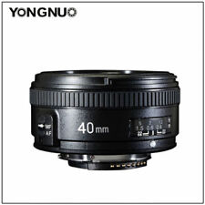 Yongnuo YN40MM F2.8 Standard Prime Auto Manual Focus Lens for Nikon dslr Camera