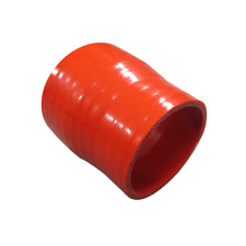 """2.75""""-2.5"""" Red Silicon Hose Reducer Coupler Straight for Intercooler Pipe Turbo"""