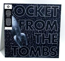 ROCKET FROM THE TOMBS Black Record SILVER COLOR VINYL LP Sealed