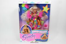 SINDY PARTY LIGHTS 12'' DOLL HASBRO 1991 VINTAGE RARE SEALED BOX