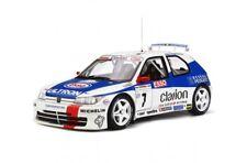 Peugeot 306 rally maxi fase i kitcar MKI 1996 TDC panizzi Otto nuevo 1:18