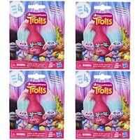 Trolls Series 4 - Lot of 4 Mystery Packs