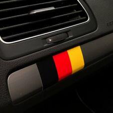 """""""GERMAN FLAG"""" STICKER - For Volkswagen, BMW, Porsche, Audi, Mercedes Benz"""
