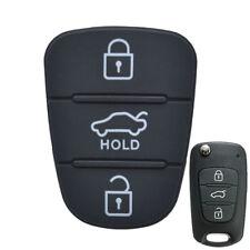 Car Key Pad Repair For Hyundai i20 i30 Kia Soul Rio Ceed Sportage Key Fob Black