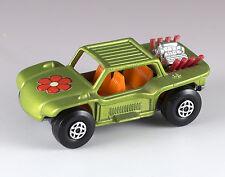 Matchbox MB 13 Baja Buggy Green Superfast Lesney England Loose 1971