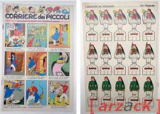 CORRIERE DEI PICCOLI 6 supplemento Corriere dei Ragazzi 6 - 1972 SOLDATINI