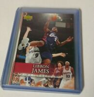2007-08 Upper Deck First Edition Lebron James #192 Cavs Lakers