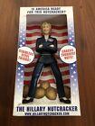 The Hillary Clinton Nutcracker 2007 New In Box