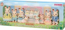 Sylvanian Families 35th Anniversary CELEBRATION CHOCOLATE RABBIT SET