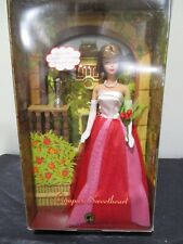 CAMPUS SWEETHEART BARBIE GOLD LABEL L9600 Doll Gown REPO Bouquet College