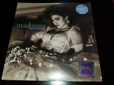 Madonna Like A Virgin White Colored Vinyl