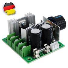 DE PWM DC Motor 12V-40V 10A Motor Speed Schalter Controller Drehzahlregler Modul