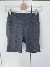 Gently Used Gray Outdoor Voices Freeform 7' Shorts in Size S
