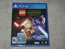 LEGO STAR WARS THE FORCE AWAKENS...PS4...***SEALED***BRAND NEW***!!!!!