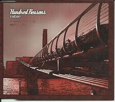 HUNDRED REASONS Falter 2 UNRELEASE & VIDEO CD single 02