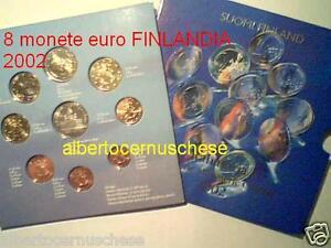 Div. Finlandia 2002 Finlande  Fantastica e introvabile!