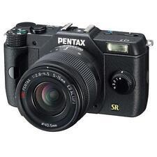 PENTAX Q7 12.4 MP Digital Camera - Black and black (Body Only)