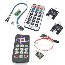 2x Ir Transmitter Receiver Repeater Hx1838 Hx 53 Infrared Remote Module Arduino