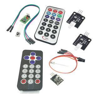 2x IR Transmitter Receiver Repeater HX1838 HX-53 Infrared Remote Module Arduino