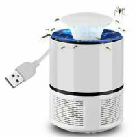 Electric UV LED Light Mosquito Killer Insect Fly Bug Zapper Catcher Lamp Trap