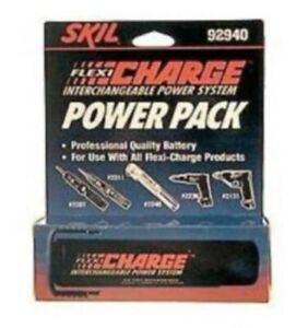 NEW Genuine Skil Flexi-Charge 3.6V Battery Pack 2207 2211 2236 2237 2273 2425