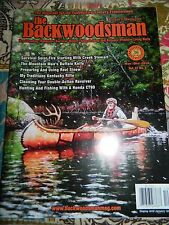 NEW! THE BACKWOODSMAN MAGAZINE FOR THE 21st CENTURY FRONTIERSMAN NOV/DEC 2016