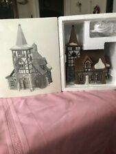 Dickens Village Series / Dept 56 / Old Michael Church /