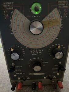 Heathkit IT-11 Capacitor Checker Tester - Nice !