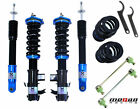 2013-2015 Ford Focus ST Megan Racing EZII Street Series Coilovers Lowering Coils
