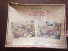 Ancien puzzle bois VERA - DISNEY - DUMBO L ÉLÉPHANT VOLANT