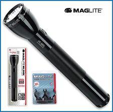 Maglite ML300L LED Torch Flashlight 625 Lumens 3-Cell D plus Mounting Brackets