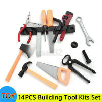 14Pcs Kid Child DIY Modeler Model Building Tool KitsConstruction Educational Toy
