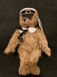 """*~Merrythought*~Titanic Rescue Bear*~Comes with lots of extra's*~15""""*~Bear*~"""