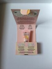 Benefit The Porefessional Pearl Primer 3ml New and Boxed