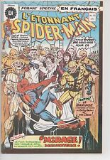 SPIDER-MAN #58 french comic français EDITIONS HERITAGE