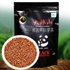 Organic Natural Soba Black Premium Roasted Tartary Buckwheat Grain Herbal Tea