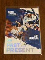 2018 Diamond Kings Baseball Past & Present - Cody Bellinger - Dodgers